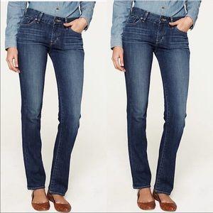 Lucky Brand | Dark Wash Sundown Straight Jeans